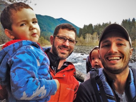 Taylor Family Hoh River Olympic National Park 1