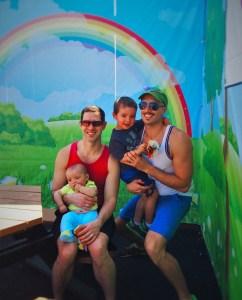 Taylors Rainbow Family Puyallyup Fair