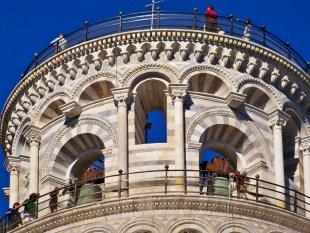 Top of Tower of Pisa 1