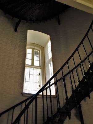 Spiral Staircase in St Augustine Lighthouse 3
