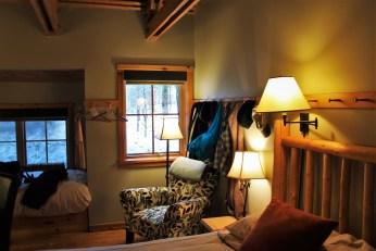 Cabin at Sleeping Lady Resort Leavenworth WA 1