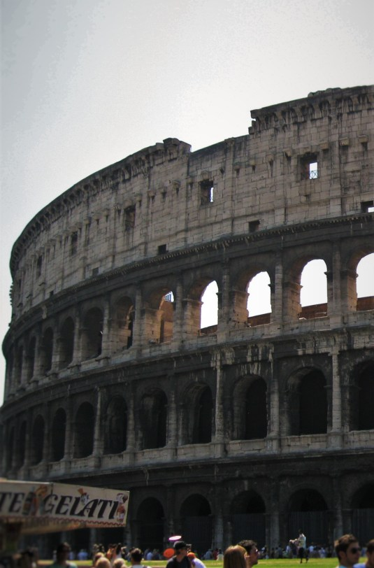 Colosseum Exterior from Traci Richards Photography 2