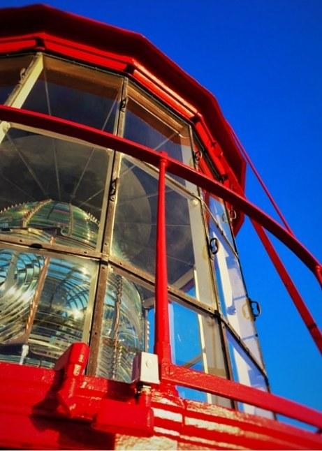 Lantern of St Augustine Lighthouse 2traveldads.com