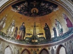 San Giovanni Laterano apse Rome from WyldFamilyTravel 2traveldads.com