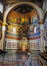 San Giovanni Laterano transcept alter Rome from WyldFamilyTravel 2traveldads.com