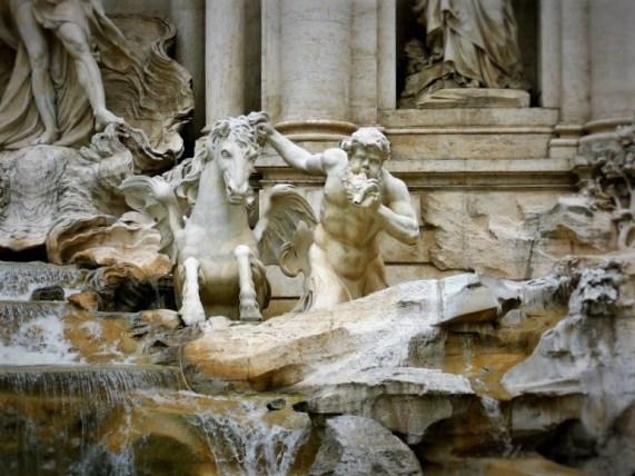 Trevi Fountain from Wherever I May Roam 1