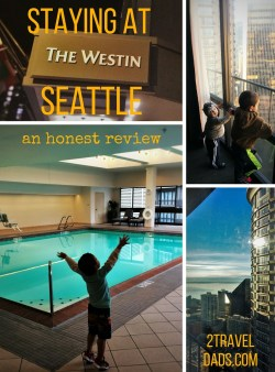 An honest review of the Westin Seattle hotel, both the good and the bad. Would 2TravelDads return to this spot? 2traveldads.com