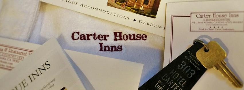 Carter House Inn header