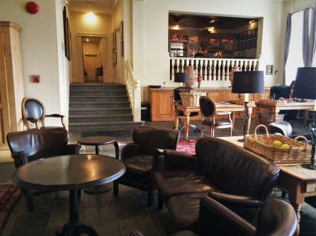 Lobby at Carter House Inn Eureka 1