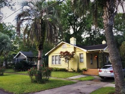MisterBnB bungalow Avondale Jacksonville Florida 2traveldads.com