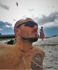 Rob Taylor at Jacksonville Beach Florida 2