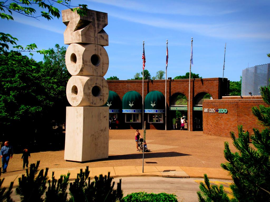 Forest Park St Louis Zoo 1