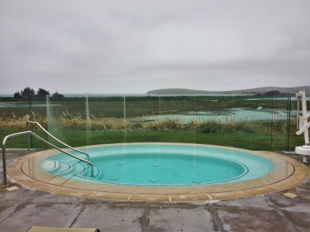 Infinity Hot Tub at Bodega Bay Lodge 1