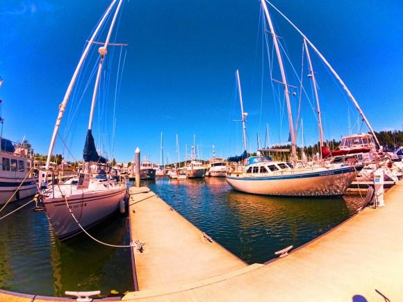 Cap Sante Marina Anacortes