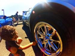 Corvette Show Anacortes Waterfront Festival 1