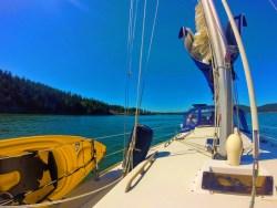 `Sailing on Fidalgo Bay Anacortes