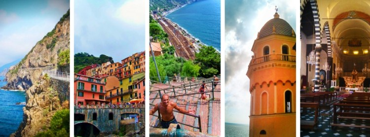 Hiking the Cinque Terre of Northern Italy is an unforgettable experience made of lemon groves, swimming coves, and magical villages. 2traveldads.com