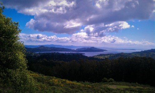 Marin Headlands GGB view 1