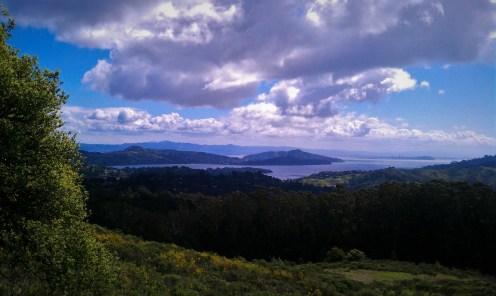 Marin Headlands GGB view 1