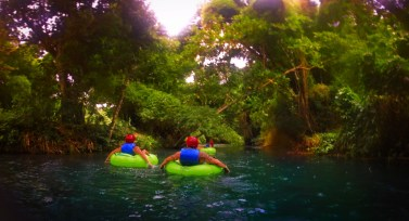 Floating the White River Ocho Rios Jamaica 1