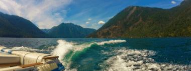 Lake Cushman header