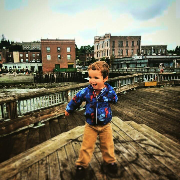 LittleMan in Port Townsend