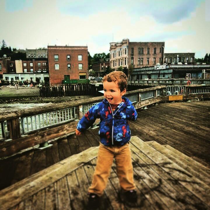 LittleMan in Port Townsend