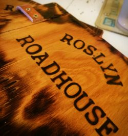 Roslyn Roadhouse menues