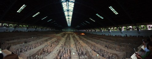 panoramic-of-pit-1-terracotta-warriors-xian-1