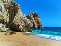 Lovers Beach in Cabo San Lucas 2