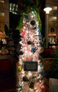 Christmas Tree at Atlanta Festival of Trees 1