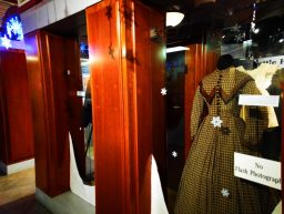 Historic clothes at Civil War and Locomotive Museum Kennesaw 2