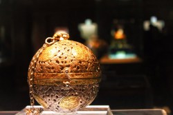 Imperial Incense Ball Famen Temple museum 1