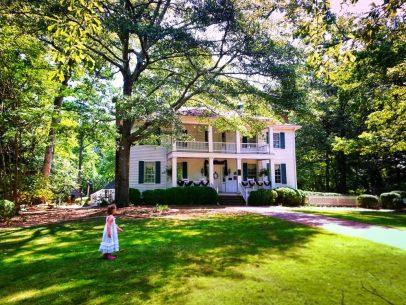 Stately Oaks Plantation Jonesboro 1