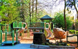 Volunteer Park Playground 1