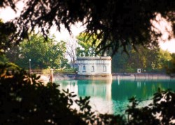 Volunteer Park Reservoir