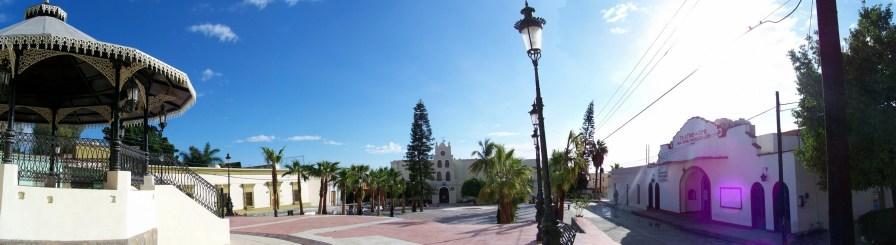 Mission Todos Santos Baja California Sur Pano