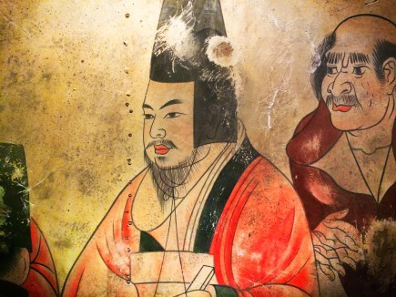 Chinese Art Tapestry in Tangbo Museum 2
