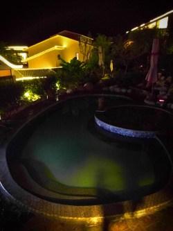 Mineral pools at Taibai Mountain Hot Springs Resort 1