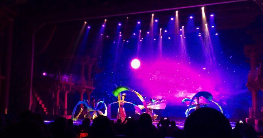 Tang Dynasty Chinese Ballet Xian 1