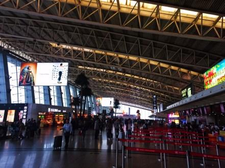 Xian City Airport 1