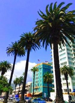 Hotels on Ocean Blvd Santa Monica Bluffs walk 1