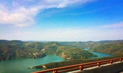 Hulu River Shaanxi Province 1