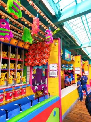 Midway games at Santa Monica Pier 1
