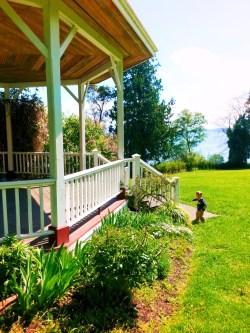 Taylor Family at Chetzamoka Park Port Townsend 2