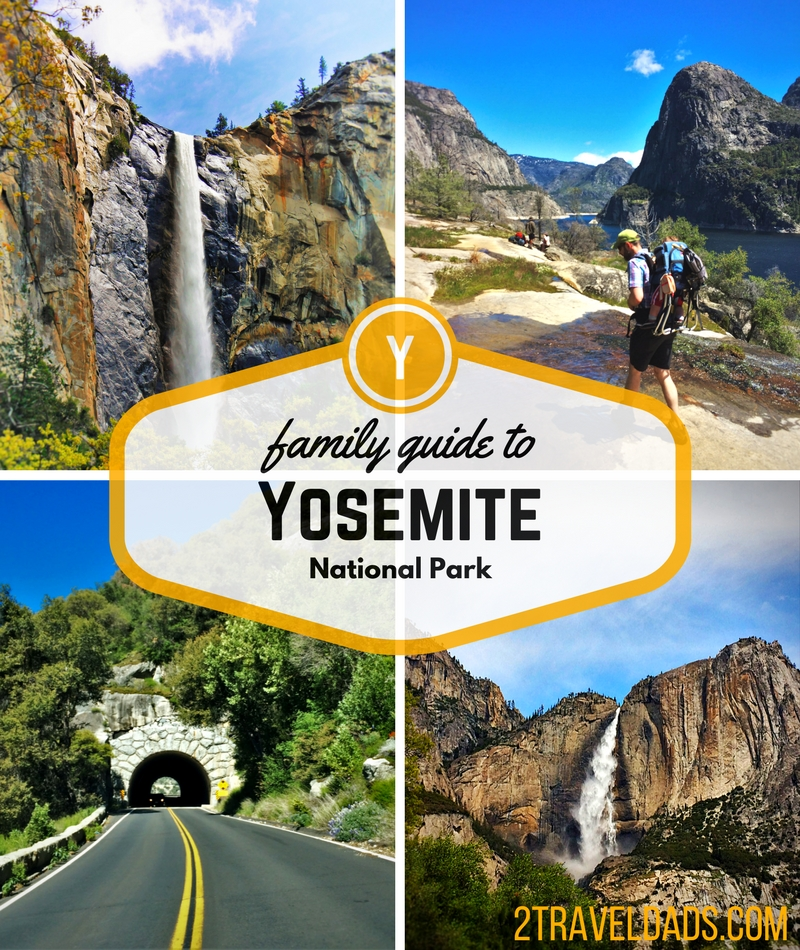 The Perfect Weekend Getaway In Yosemite Valley: Yosemite National Park California Family Travel Guide