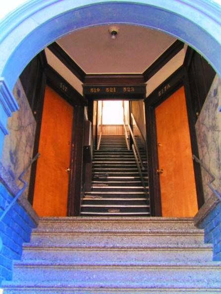 Multi Entrance Aparatment Building Telegraph Hill San Francisco 1
