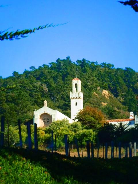 St Theresa Carmelite Monastary Carmel California 1