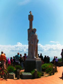 Statue of Juan Rodriguez Cabrillo National Monument San Diego