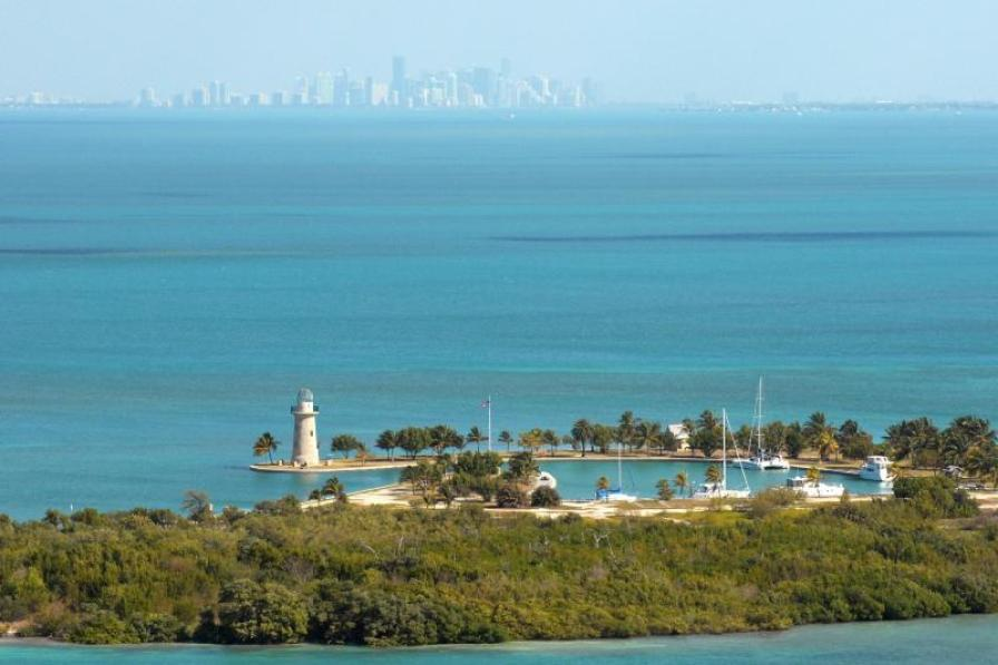Biscayne NPS media image 1 Boca Chita Lighthouse